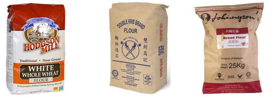 bread flour coles