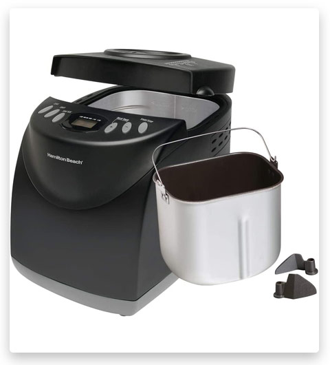 Hamilton Beach Programmable Dishwasher Digital Bread Maker