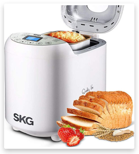 SKG 3920 Automatic Home Bread Machine