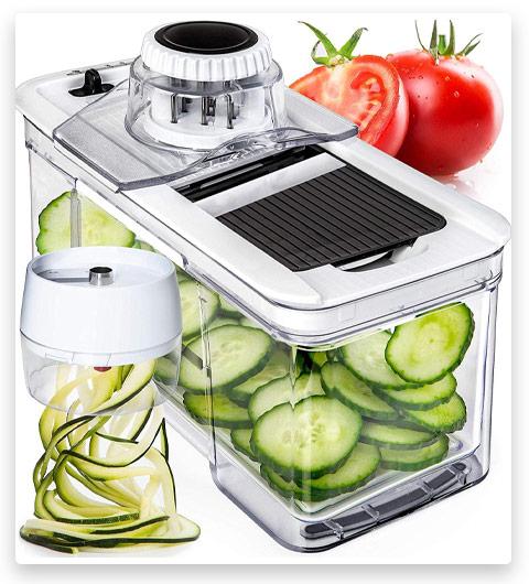 Mandoline Vegetable Slicer