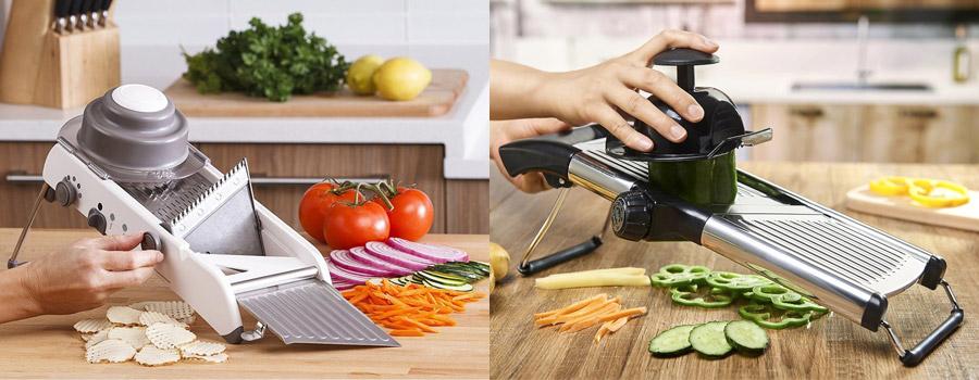 Choosing Vegetable Slicer
