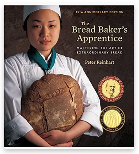Bread Bakers Apprentice Book