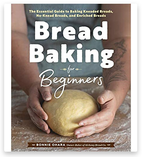 Bread Book Baking Beginners