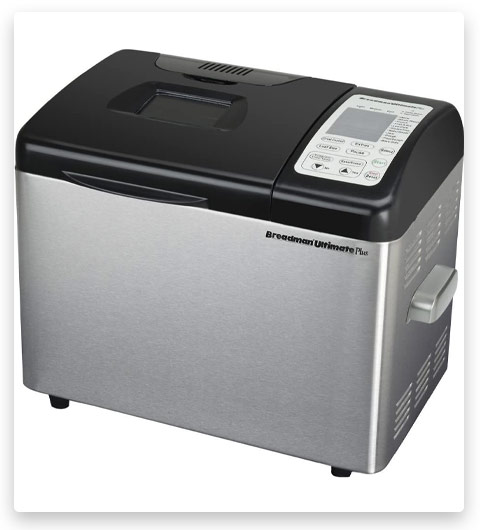 Breadman TR2500BC Convection Breadmaker