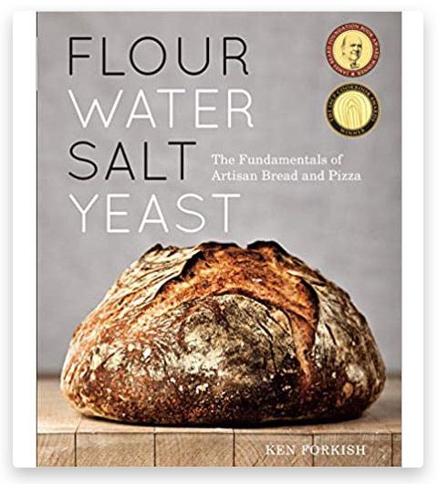 Cookbook Flour Water Salt Yeast
