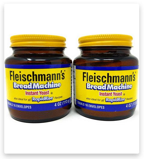 Fleischmanns Bread Machine Yeast
