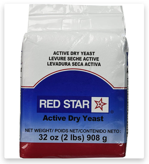 King Arthur Red Star Active Dry Yeast