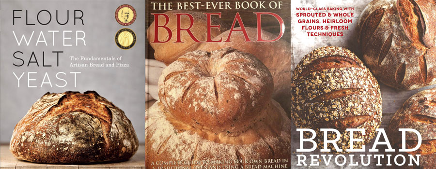 Best Bread Cookbooks