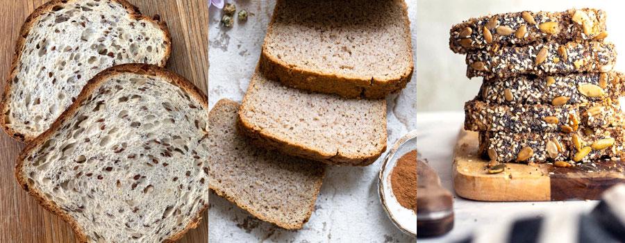 Health bread is also delicious