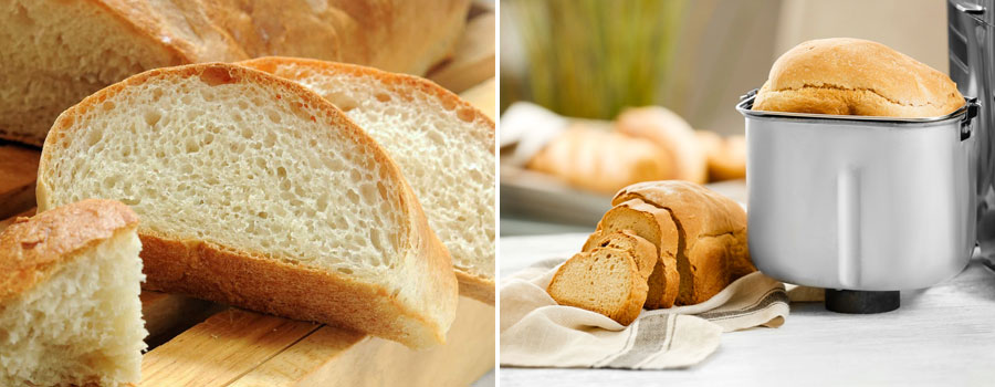 such bread will decorate any home dinner