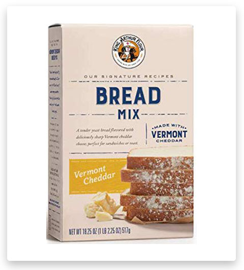 King Arthur Vermont Cheddar Bread Mix