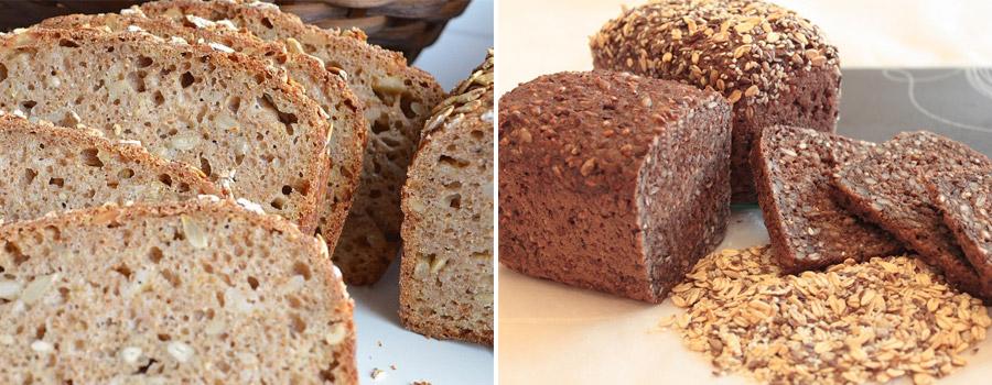 oat bread options
