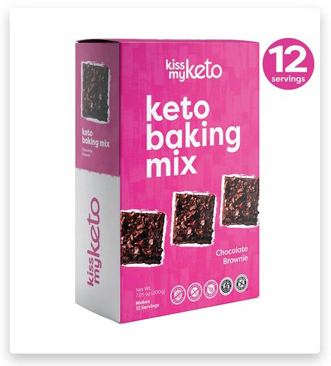 Kiss My Keto Brownie Mix