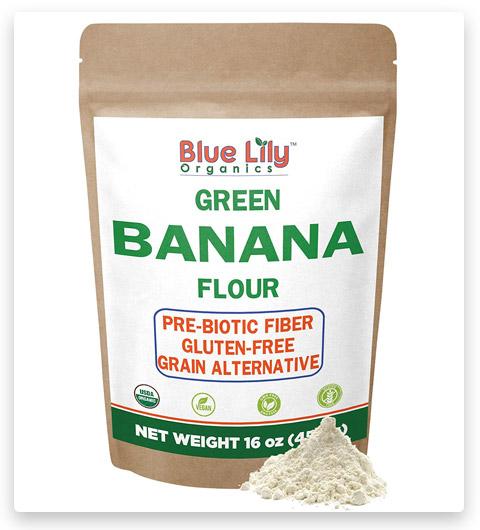 Blue Lily Organics Green Banana Flour