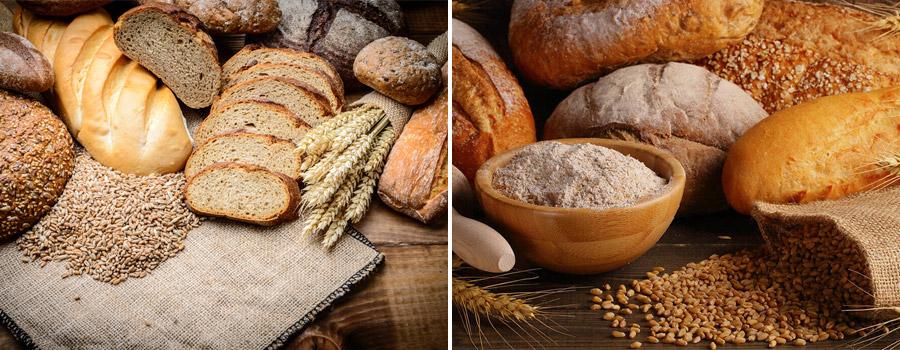 Wheat Spelt Healthy Bread