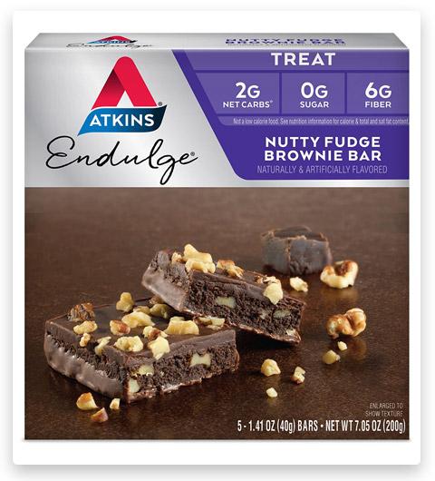 Atkins Endulge Treat Nutty Fudge Brownie