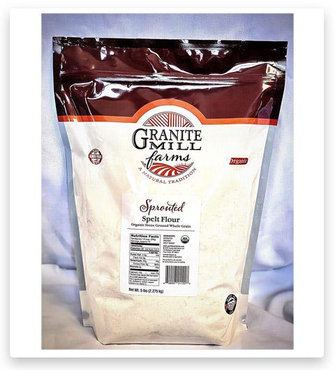 Granite Mill Farms Organic Spelt Flour