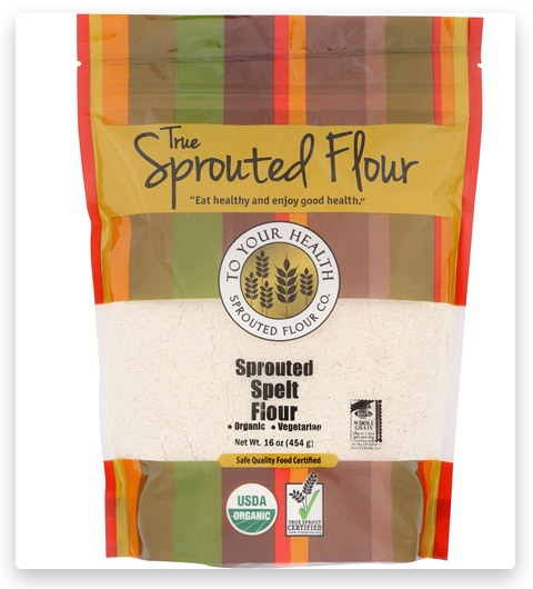 To Your Health Sprouted Flour Co Spelt Flour