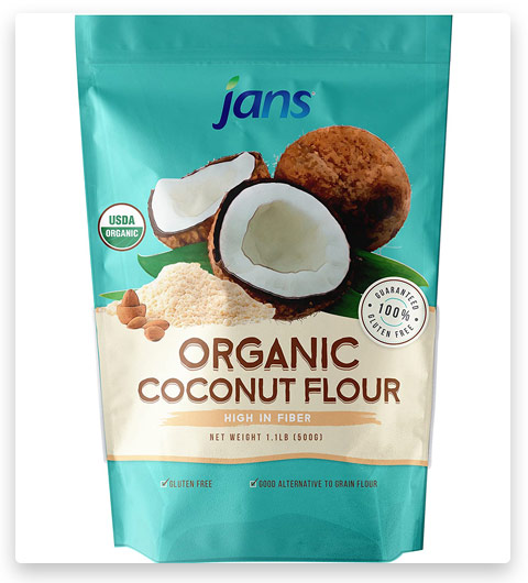 Jans Organic Coconut Flour