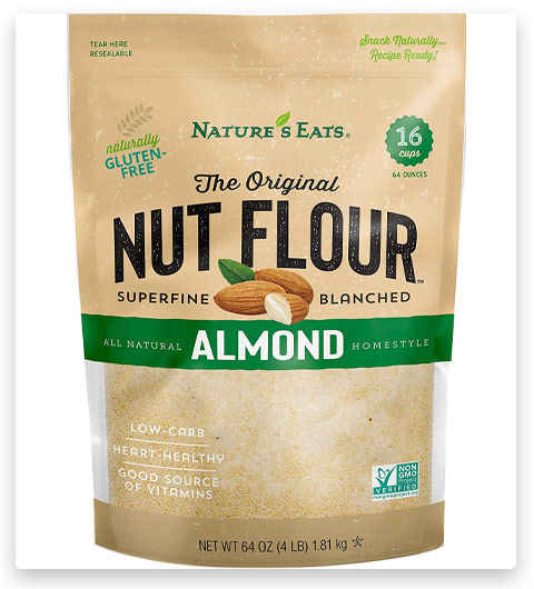 Nature's Eats Blanched Almond Flour