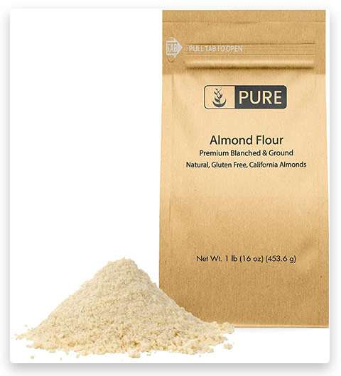 Pure Organic Ingredients Almond Flour