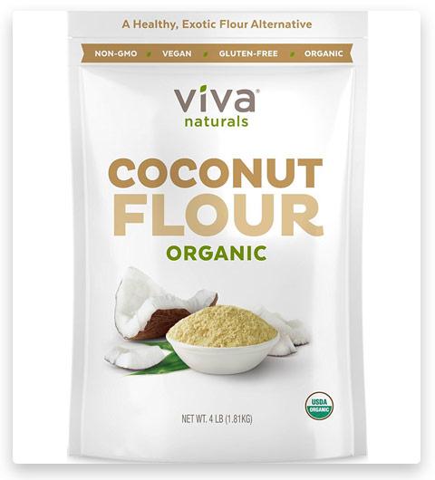 Viva Naturals Organic Coconut Flour