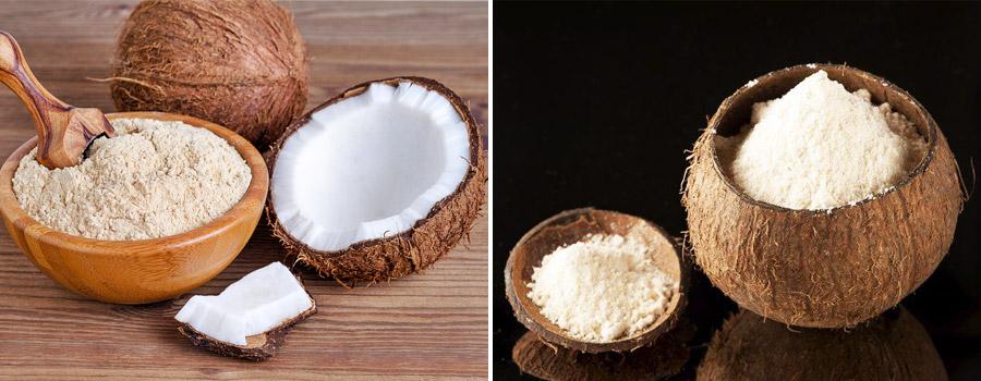 Homemade Coconut Flour for Bread