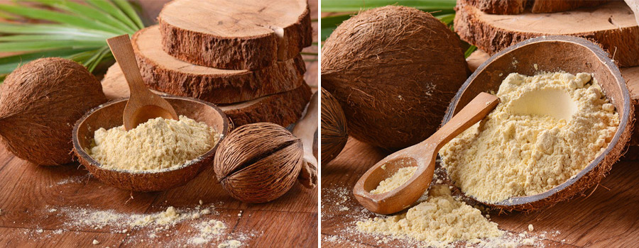 Healthy Coconut Flour
