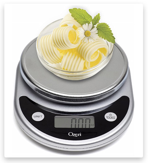 Ozeri ZK14-S Pronto Multifunction Kitchen Scale