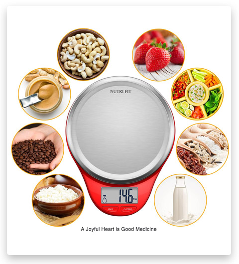 NUTRI FIT Kitchen Scale