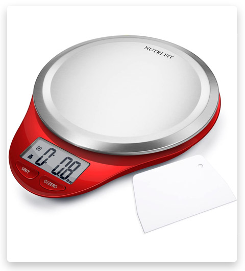 NUTRI FIT Digital Kitchen Scale