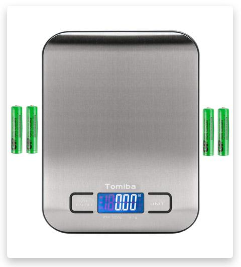 TOMIBA Digital Kitchen Food Scale