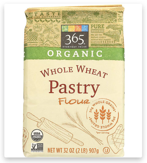 365 Everyday Value Organic Whole Wheat Pastry Flour