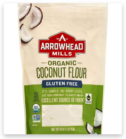 Arrowhead Mills, Organic Gluten-Free Coconut Flour