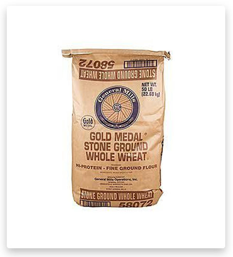 General Mills GM Whole Wheat Stone Ground