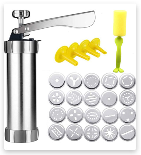 Good Helper Spritz Cookie Press Gun Kit