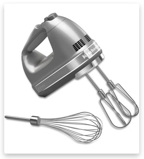 KitchenAid KHM7210CU 7 Speed Digital Hand Mixer