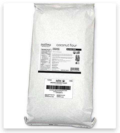 Nutiva Organic, non-GMO, Gluten-free, Unrefined Coconut Flour
