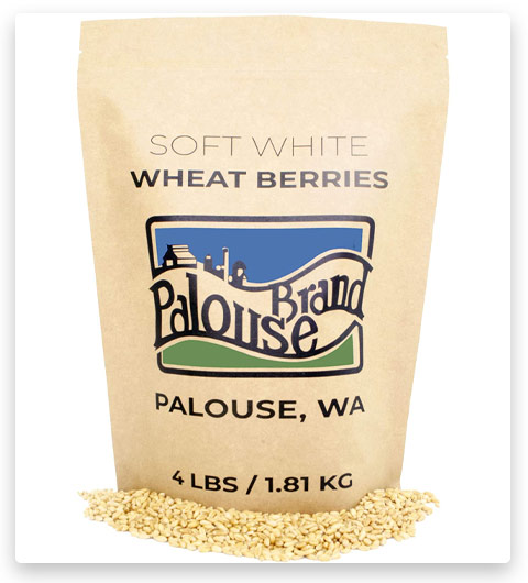 Palouse Brand Soft White Wheat Berries