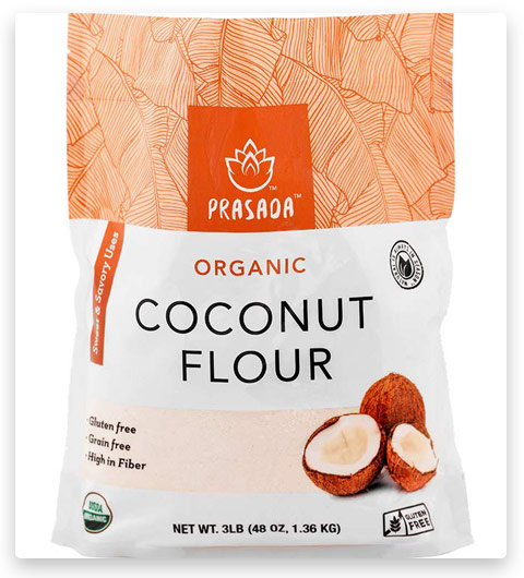 Prasada Organic Coconut Flour