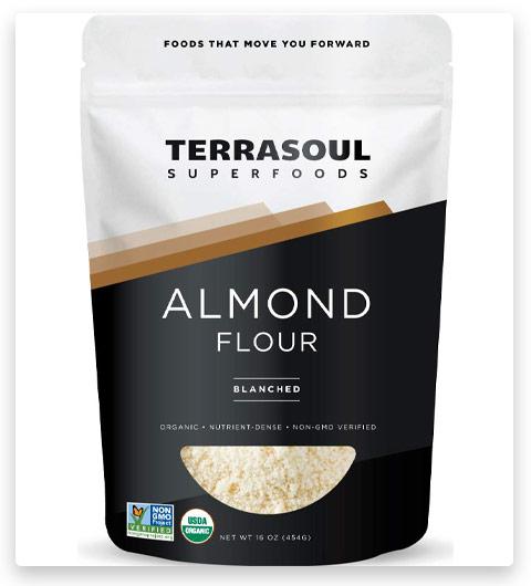 Terrasoul Superfoods Organic Almond Flour