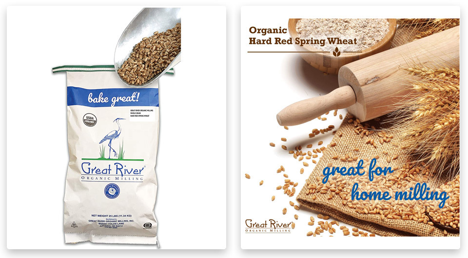 Great River Bread Flour