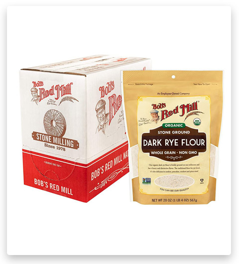 Bob's Red Mill Organic Dark Rye Flour