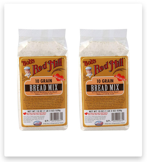 Bob's Red Mill Bread Mix 10 Grain
