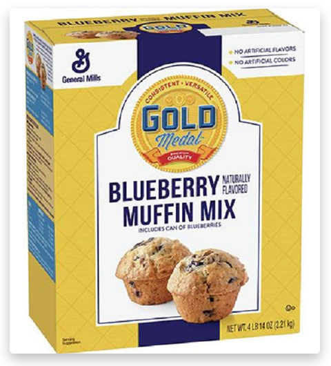 Gold Medal Blueberry Muffin Mix