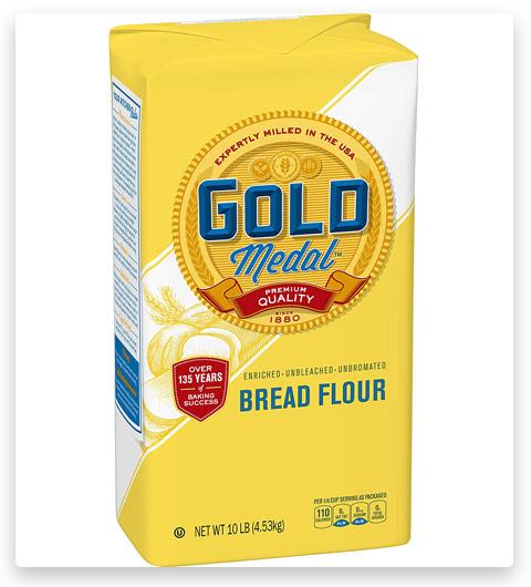 Gold Medal Unbleached Bread Flour