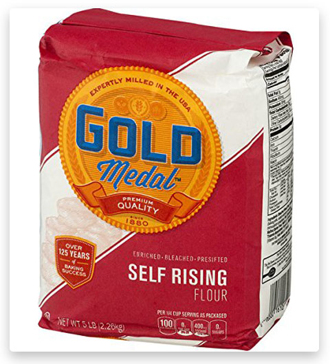 Gold Medal Unbleached Self Rising Flour
