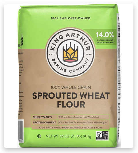 King Arthur Flour Sprouted Wheat