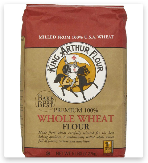 King Arthur Whole Wheat Traditional Flour
