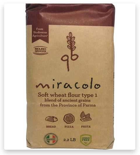 Miracolo Soft Wheat Flour Molino Grassi
